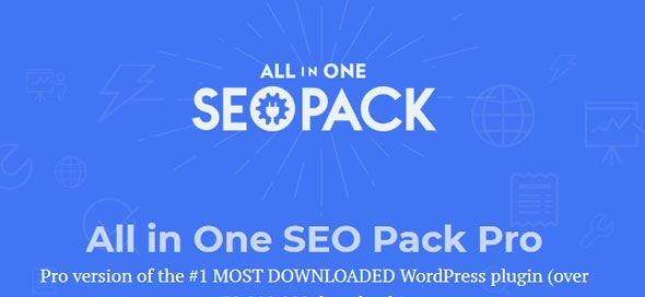 All in One SEO Pack Pro Plugin