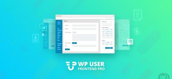 WP User Frontend Pro Business