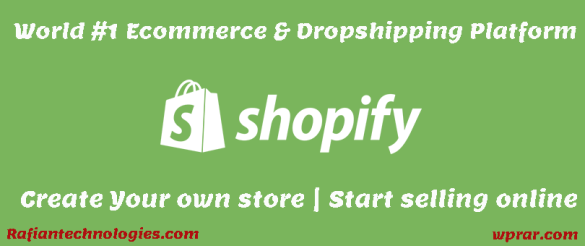 shopify, what is shopify