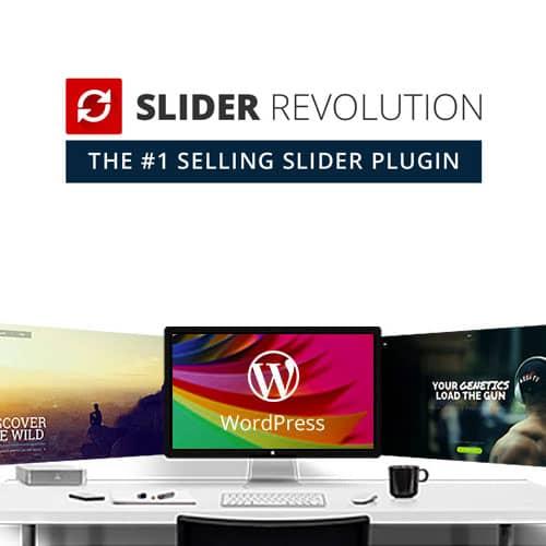 Slider Revolution WordPress Plugin, Slider Revolution Plugin