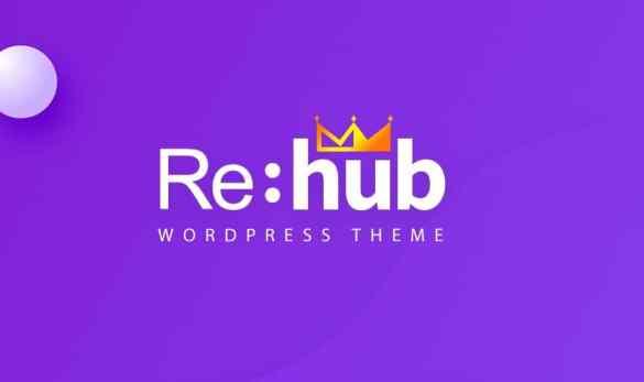 REHub Theme-Price Comparison Marketing Community Theme