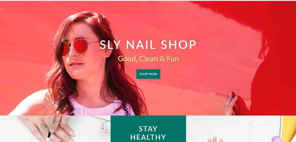 Sly Free best shopify theme