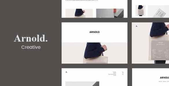 arnold-minimal-theme