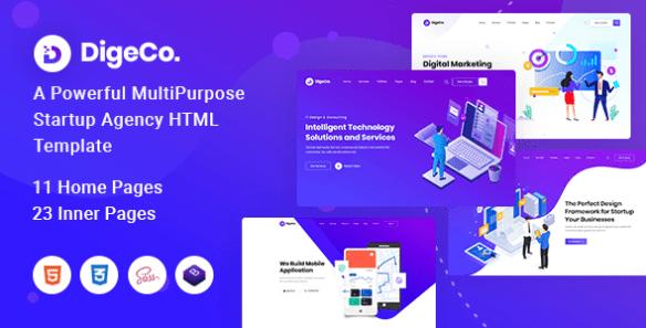digeco-startup-agency-wordpress-theme