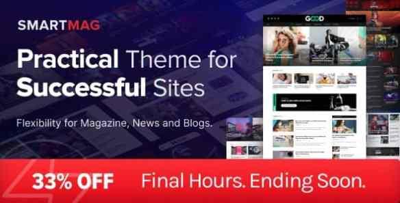 SmartMag News Magazine WordPress