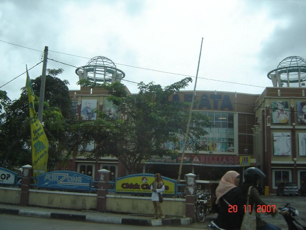 Berkunjung ke Aceh 19-21 Nov 2007 (4/6)