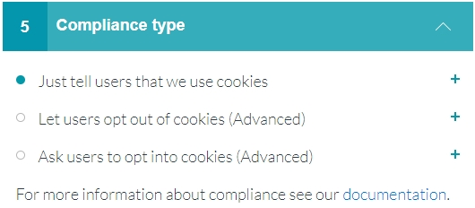 How to Show Cookie Notice on WordPress Site Without any Plugins 7