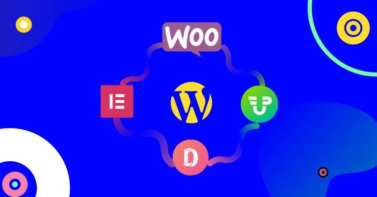 WooComerce-Dokan-WPUF-Elementor-Account-Page