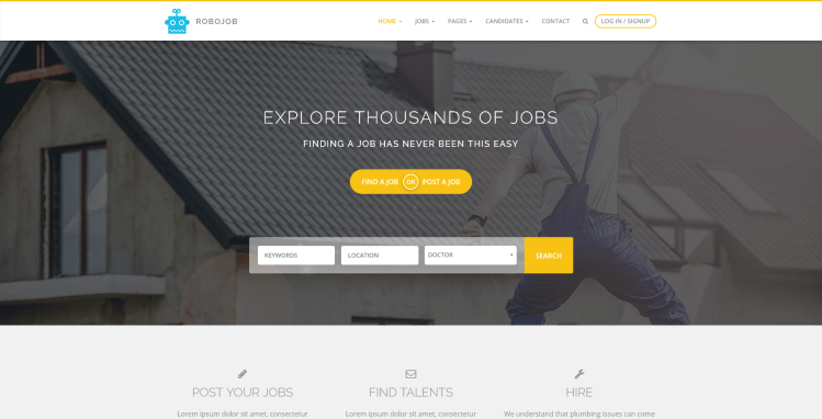 RoboJob-WordPress-Job-Theme