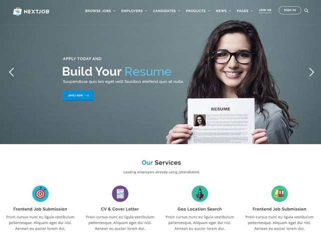 jobcareer-job-board-responsive-wordpress-theme