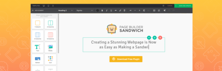 PageBuilderSandwich-Front-End-Page-Builder-WordPress-plugin-WPreviewteam