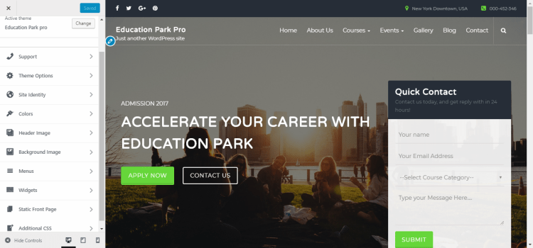 Education Park Pro