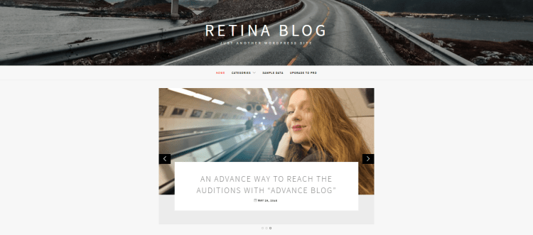 Best-Free-WordPress-Blogging-themes-RetinaBlog-WPreviewteam