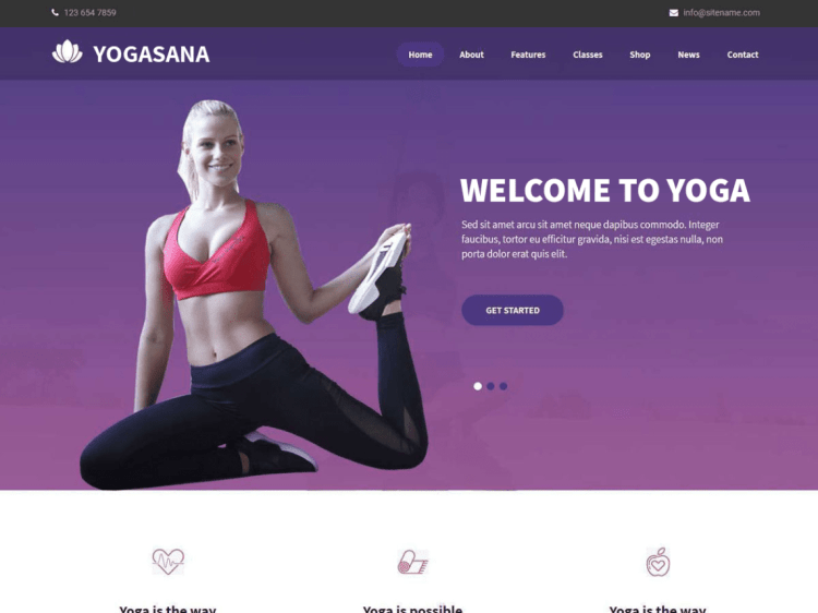 Yogasanalite-top-best-free-fitness-gyms-WordPress-themes-WPreviewteam
