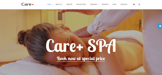 Best Premium Medical Theme, Care+