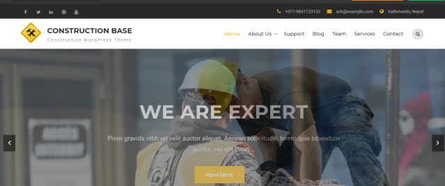 Construction-Base-Free-WordPress-theme-WPrevieteam