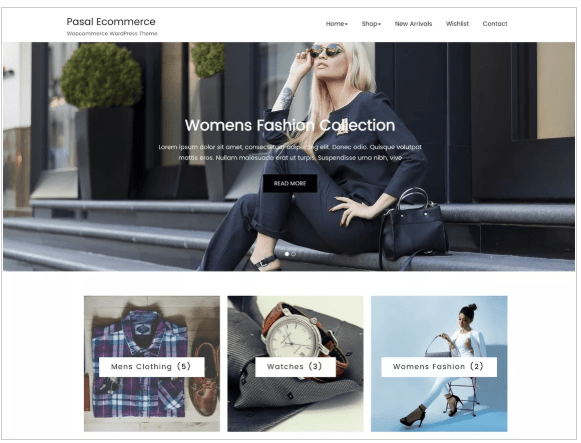 ecommerce theme for construction