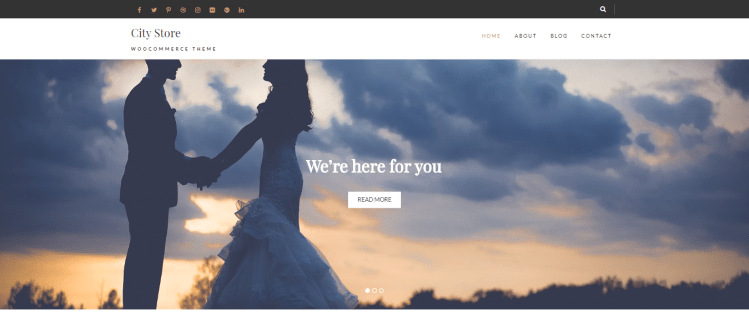 Free eCommerce WordPress themes for online store