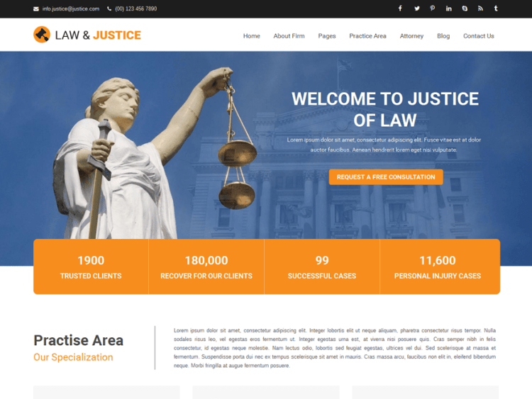 Justice-responsive-attorneys-legal-WPreviewteam