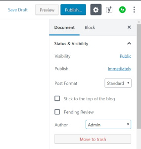 Publish-Options-Add-new-post-in-WordPress-WPreviewteam