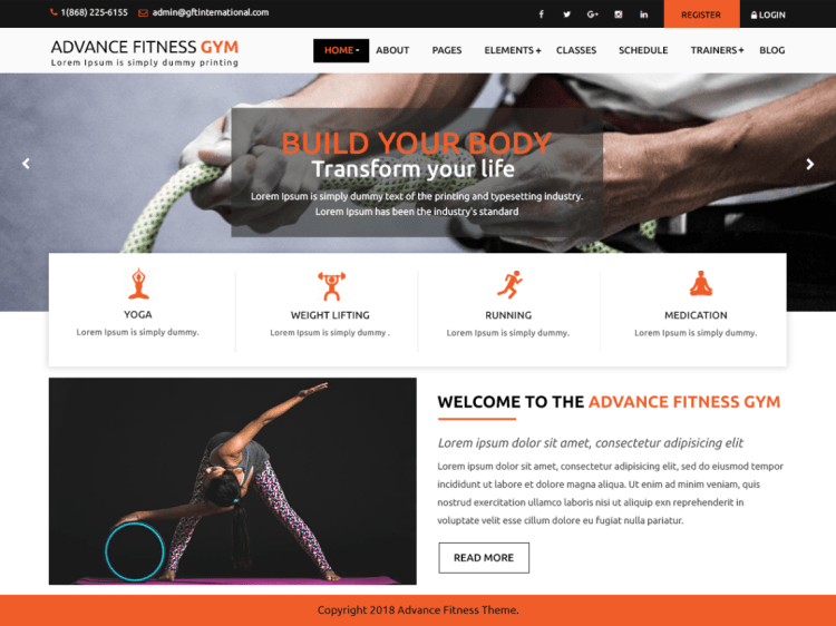 Advance-fitness-Gym-free-responsive-WordPress-theme-WPreviewteam