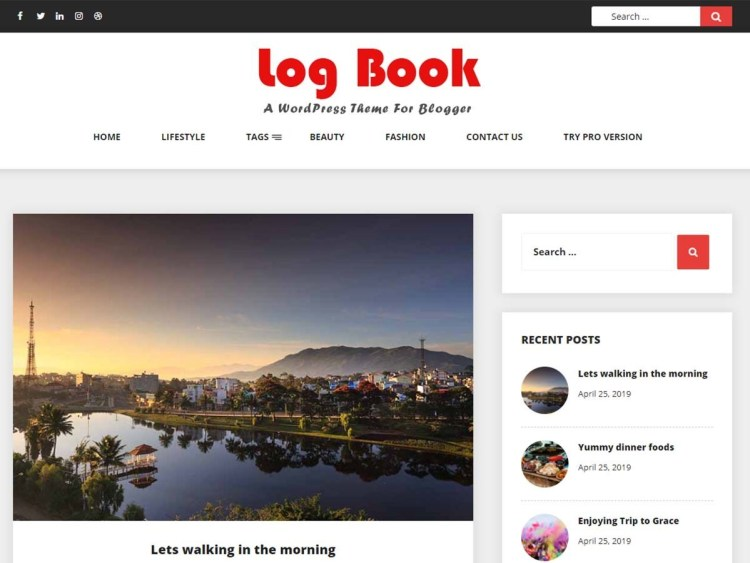 LogBook-free-best-WordPress-responsive-Blogging-theme-WPreviewteam
