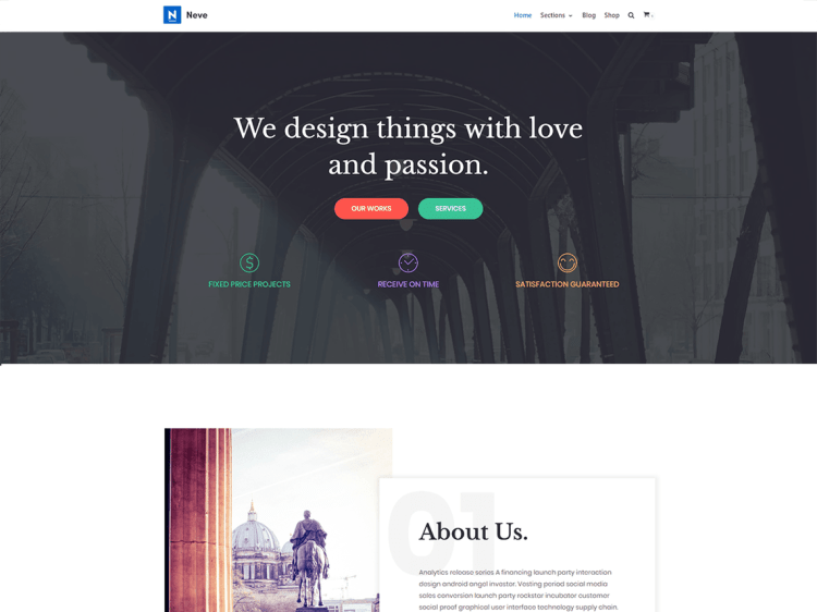 Neve-free-eCommerce-business-WordPress-theme-WPreviewteam