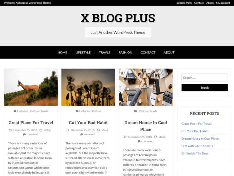 XBlogPlus-free-responsive-blogging-WordPress-themes-WPreviewteam