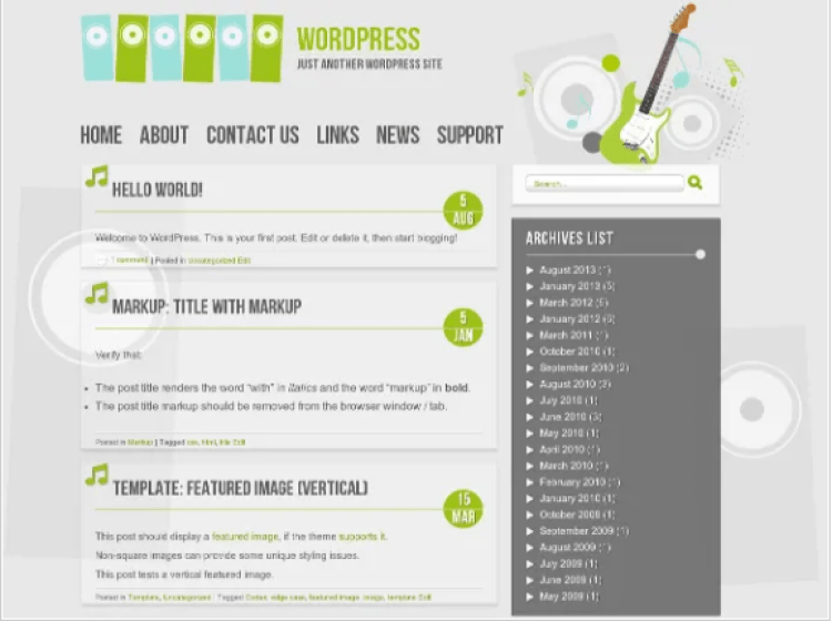 Music-top-best-free-WordPress-theme-for-musicians-WPreviewteam