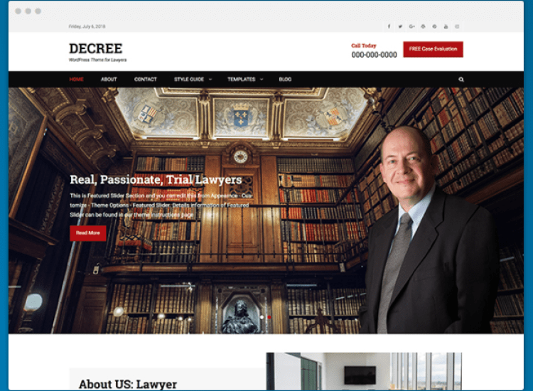 Decree-free-best-WordPress-themes-lawyers-WPreviewteam