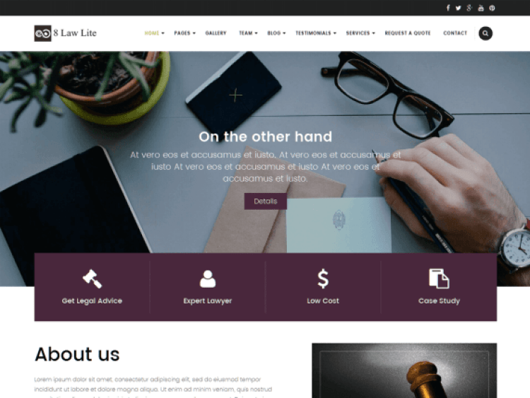 EightLawLite-best-free-Lawyer-lawfirms-attorney-WordPress-themes-WPreviewteam