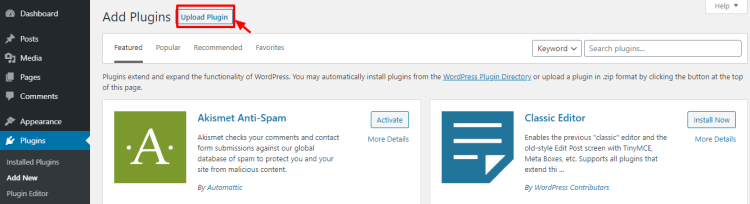 Activate-plugins-WordPress-WPreviewteam