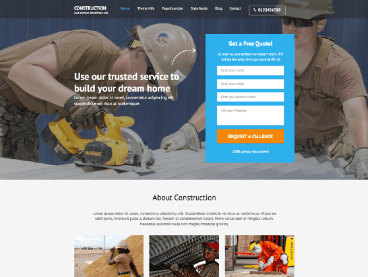 Construction-Landing-Page-best-free-construction-WordPress-themes-WPreviewteam