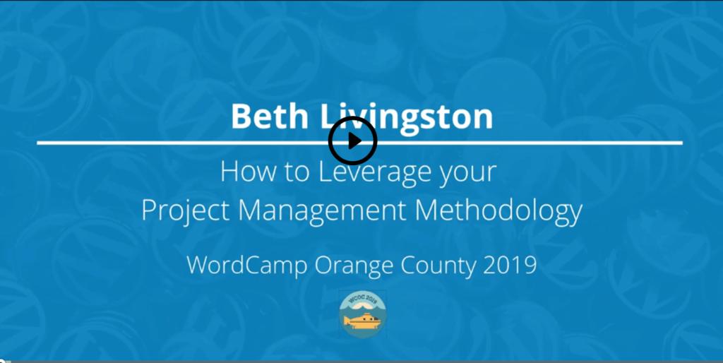title slide for video overlay wordcamp orange county