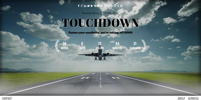 19-Touchdown