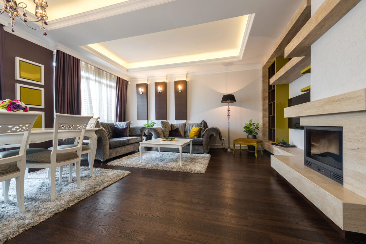 What Goes With Dark Wood Floors  William Pitt Sothebys Realty
