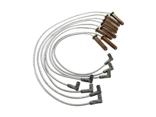 Spark Plug Wire Set fits Chevy C20 Suburban 1983-1986 7.4L