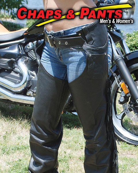Chaps & Pants Featured by Jamin' Leather