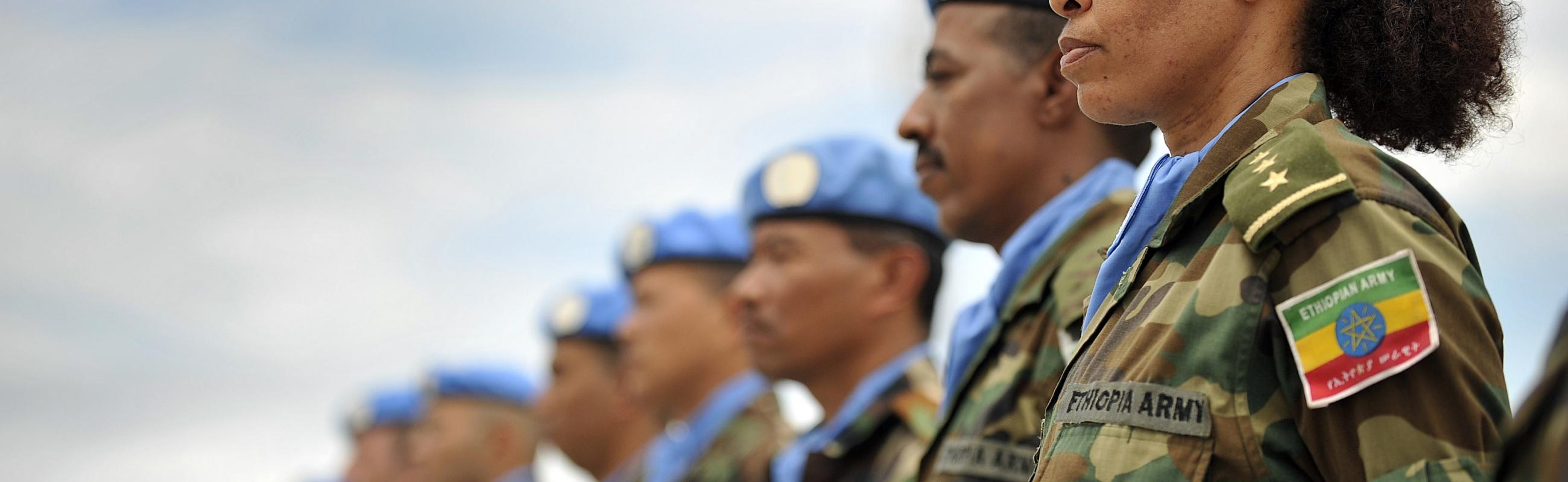 Peacekeeping – UNMIL