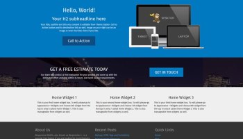 15 Best Free Drupal Themes For 2019 - WPShaft