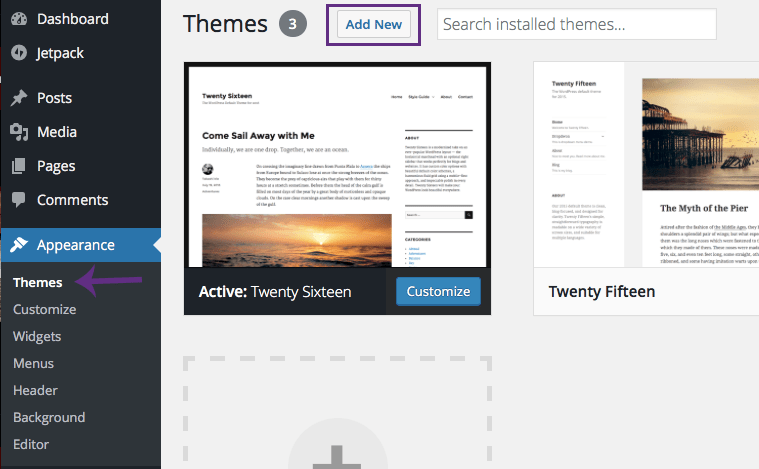 How to Install a New WordPress Theme - WPShout