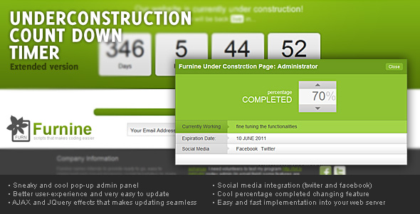 Count-Down-Php-Script