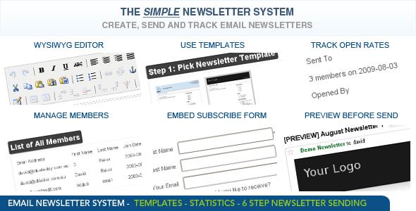 Newsletter-php-script
