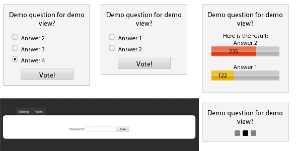 Poll Script php