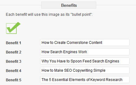 Bullet-Point-Benefits