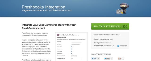 Freshbooks Integration