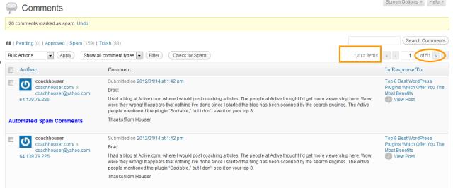 Comments-WordPress