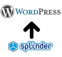 Splinder to WordPress