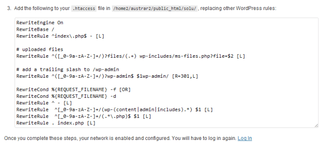 Add Code to .htaccess file