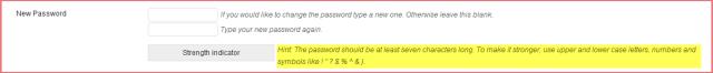 Change WordPress Login Password